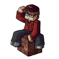 Minecraft Avatar - Kiingtong by GoldSolace