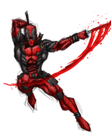 Deadpool by Razeil753
