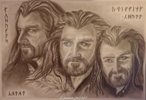 Thorin Oakenshield, a Willing Heart by jos2507