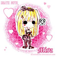 + Misa Doodle + by Electroocute