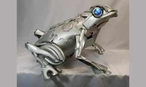 Frog2017 by HubcapCreatures