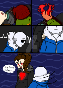 UT- New Friends? Page 21 by BlackRose629