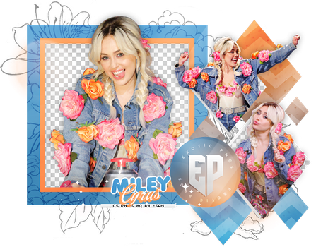 Pack Png 2238 // Miley Cyrus. by ExoticPngs