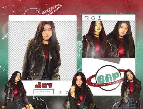 Pack Png 1511 // Joy (Season Greeting 2019) by BEAPANDA