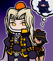 Alucard and Rusty by Toadettegirl123306