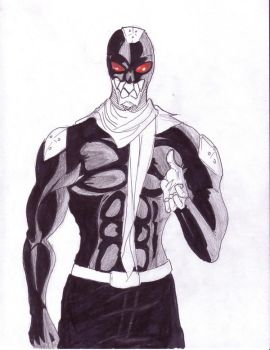 The Skull Man by vatousuke