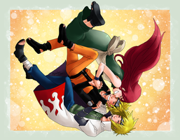 Naruto: Family by AmukaUroy