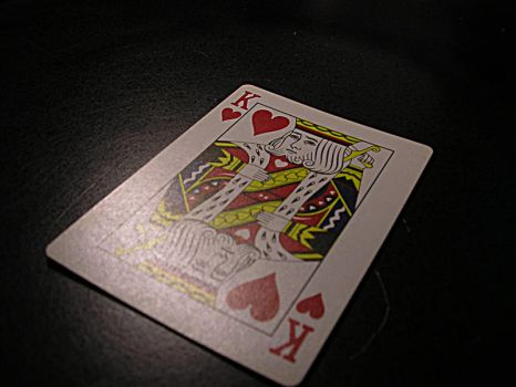 The King Of Hearts by Dillonian