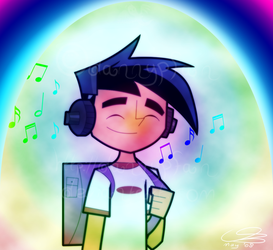 DP: Music Bubble by dannypfan