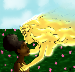 Kissed by the Sun by Jazzery