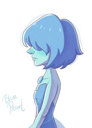 Blue Pearl by MoonPanBlue
