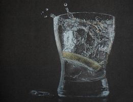 Water Glass by skeroro