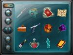 PDA Inventory Sample by ougaming