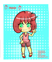 Fraise by Pauly-chan