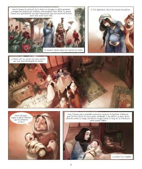 Blanche Neige - page 3 by Myev07