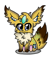 Lil floof~ (AT) by Ginie-san