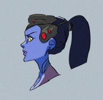 Widowmaker by The-Poumi