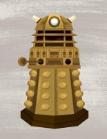 Dr. Who - Dalek by TheBeastIsBack