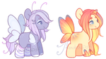 [Open] Tiny Flutteria Adopts by Endeth