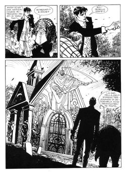 Dylan Dog 245 pag. 72 by NicolaMari-fan