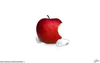 Apple iPod by ShikharSrivastava