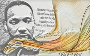 Martin Luther King Jr -Remembering The Dream by BlackIndian36