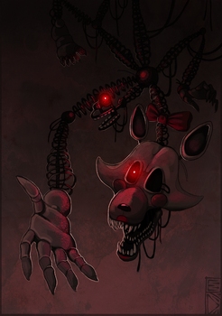 The Mangle by RedTallin