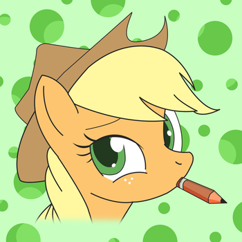 Applejack by YeungCT