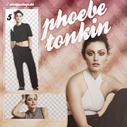 Phoebe Tonkin PNG Pack by alwayssleep