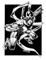 Rob Liefeld's Lethal by jakebilbao