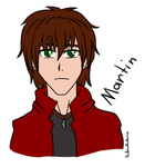 Martin Braun Flat Color by RubintheHorse