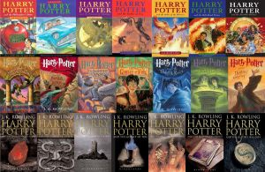 Harry Potter Covers by Kid-Bob