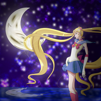 Sailor Moon Crystal by TaCDLunaria91