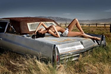 Cadillac by abclic