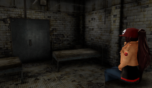MMD Stage Silent Hill BrookHaven DL by Clonesaiga