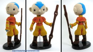 Aang by CraftyTibbles