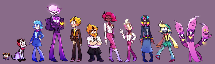 Suits by TigerToony