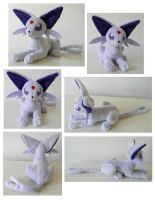I Are Espeon, Bow to Me by SarityCreations