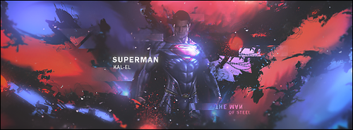 Superman, Kal - El by OneDayGFX