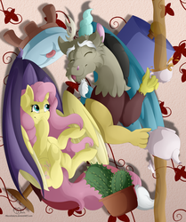 Tea time at Discord's by MissyDakota