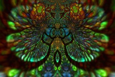 The Chaos Butterfly by worksteady