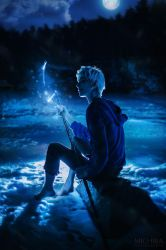 Jack Frost on the lake by vergiil-sparda