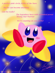 Kirby of The Stars by xLittle-Miss-Horrorx