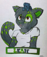 Leah by Soft--Cookie