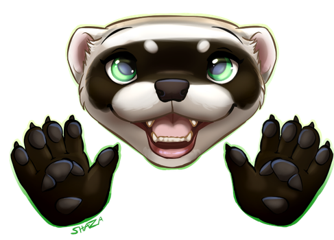 Teura Paws by Ethlorn