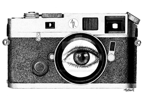 The eye of the photographer by AudreyRt