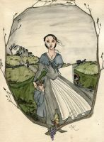 The Tenant of Wildfell Hall by Kitty-Grimm