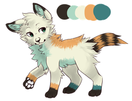 Canine OTA [CLOSED] by VaninasAdopts