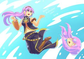 Happy 7th Anniversary Luka! by Mitsukiven