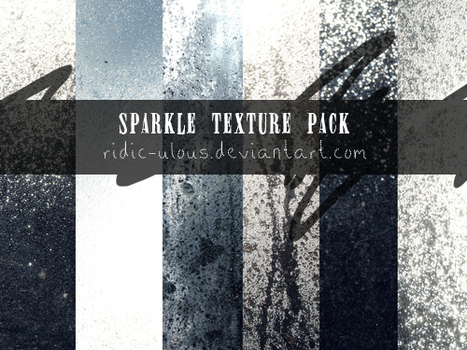 Sparkle Texture Pack by ridic-ulous